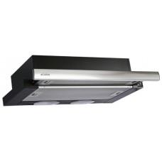 Elikor Интегра 60П-400-В2Л черная/нерж. сталь
